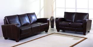 Italian Leather Living Room Furniture Decoration Black Leather Living Room Set Italian Leather Living