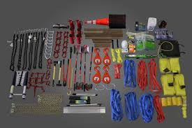 side recovery jerr dan tool and rigging kits