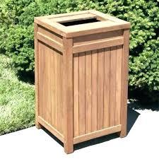 outdoor garbage storage garbage can storage outdoor trash can with wheels outdoor trash cans storage shed