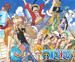 <b>One Piece</b> - Eiichiro Oda | MANGA Plus