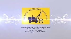 Jobs In Farmington Nm Harpole Construction Pipeline Construction Farmington Nm Youtube