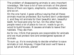 persuasive essay on endangered species bbc earth what is the point of saving endangered species