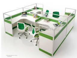 modern office cubicles. beautiful modern modern office cubicles furniture 4 person cubicle  workstation szws243 cubicles g and modern office cubicles n