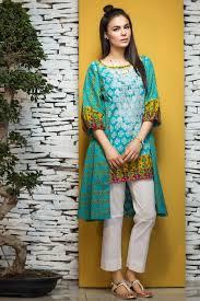 Lelan Suit Design 2018 Khaadi Latest Summer Lawn Dresses Designs Collection 2019