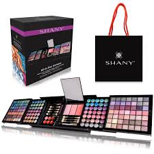 makeup set for beginners. amazon.com : shany all in one harmony makeup kit - ultimate color combination new edition sets beauty set for beginners i