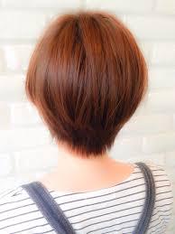 髪型 ショート 後ろ Utsukushi Kami