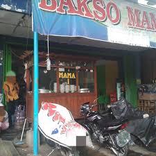 Bakso winong kabupaten nganjuk, jawa timur. Bakso Mama Bakso Restaurant