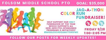 Pto Color Run Jag A Thon Fundraiser Faqs
