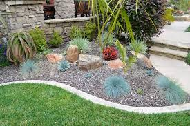 Creative of Rock Garden My Weekend Project A New Rock Garden