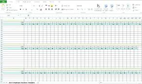 Employee Time Off Tracking Spreadsheet Time Tracking Spreadsheet Template Fresh Vacation Tracker Excel On
