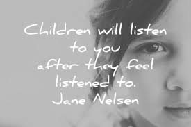 Listening Quotes Delectable 48 Lovely Children Quotes That Will Melt Your Heart