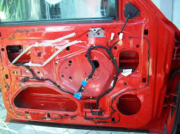 how to convert manual windows locks to power dakota durango forum after your door harnesses are ran plug in your door lock actuator then put on your new power window motor and tracks this picture shows what holes the