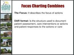 Ppt The Focus Charting System Is The Accepted