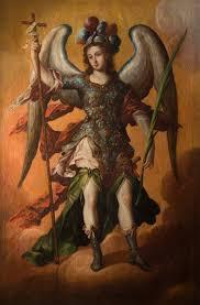 Image result for saint michael archangel