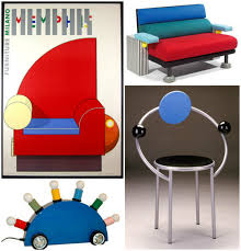 memphis design furniture. Designerwhoswho-memphis-furniture-collage1 Memphis Design Furniture U