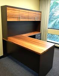 custom office desks. Delighful Custom Custom Home Office Furniture Desk With Hutch Made  In   Inside Custom Office Desks E