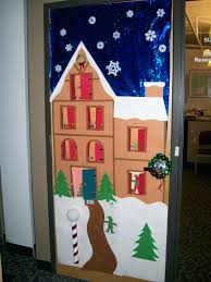 christmas door decorations for office. Glamorous Office Door Decorations Decoration Happy Holidays Home Designing Inspiration Inovative Decorating Ideas Guest Room Christmas For H