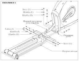Инструкция по эксплуатации эллиптического <b>тренажера Horizon</b> ...