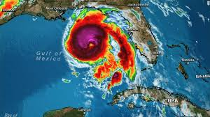 Hurricane Michael Size Chart Hurricane Michaels Winds Strengthen To 150 Mph