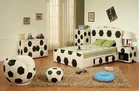 Photo 2 Of 6 Soccer Bedroom Decor For Teen Boys Decor Art (superb Soccer  Decorations For Bedroom #2