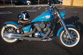 motorcycle diaries bomber 57 via blue collar bobbers