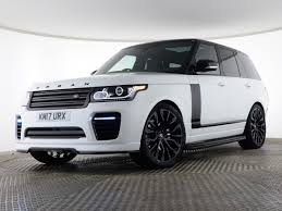 Used 4x4 Land Rover Range Rover For Sale | Saxton 4x4