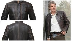 han solo jacket costume