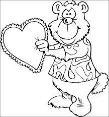 1001 Kleurplaten Seizoen Valentijnsdag Kleurplaat Valentijnsdag
