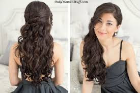 Simple Hairstyle For Long Hair 42 Easy Hairstyles For Girls Simple Step By Step Pictures 4361 by stevesalt.us