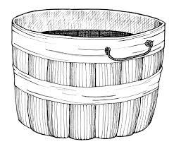 apple basket clipart. bushel cliparts apple basket clipart