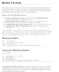 Staff Meeting Memo Template Letter Sample Internal