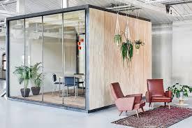 fairphone head office meeting box box room office ideas