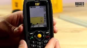 <b>Caterpillar CAT</b> B25 обзор защищенного <b>телефона</b> - YouTube