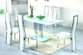 dining table tops le glass top custom ikea