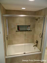 Bathroom Tub Shower Remodeling Ideas Home Decorating - Bathroom remodel tulsa