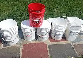 cheap 5 gallon buckets with lids. Plain Buckets Free 5 Gallon Buckets With Lids On Cheap O