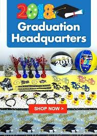 Graduation Party Ideas Supplies Grad Headquarters Kindergarten
