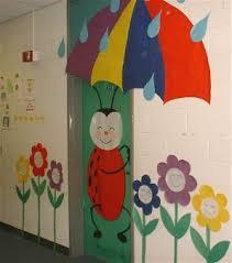 spring classroom door decorations. Ladybug Spring Classroom Door Decorations C