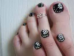 Toe Nail Art Designs Cute Toe Nail Art Designs