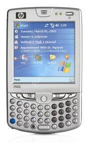 HP IPAQ HW6515 Mobile Messenger