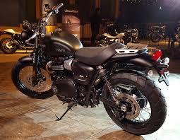 2017 triumph street scrambler first impressions moto