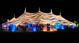 tent lighting ideas. Bright Spots: 8 Lighting Ideas From Dining Rooms, Lounges, And Stages Tent