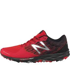 new balance shoes red. new balance mens mt690 v2 trail running shoes red