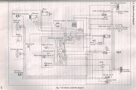 2008 foton 254 generator to alernator swap schematic alternator