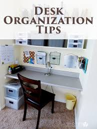 office organization tips. Office Organization Tips