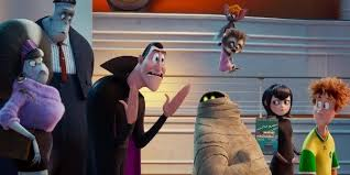 The first film, hotel transylvania, was released in september 2012, with two sequels, hotel transylvania 2 and hotel transylvania 3: Why Hotel Transylvania 3 Took The Cast Out Of The Hotel Cinemablend