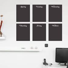 Black Magnetic Memo Board Kitchen Design Kids Blackboard Memo Board Magnetic Blackboard 97