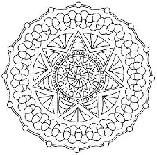 Mandala Disegno Da Colorare Gratis 10 Per Adulti Disegni Da