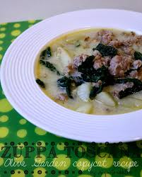 this zuppa toscana tastes just like the olive garden recipe and is inspired by that dish