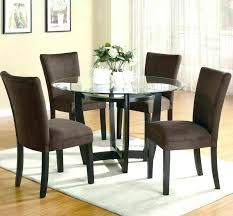 glass table dining set small dining table dining room modern dining tables for small spaces with